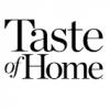 logo for the website taste of home
